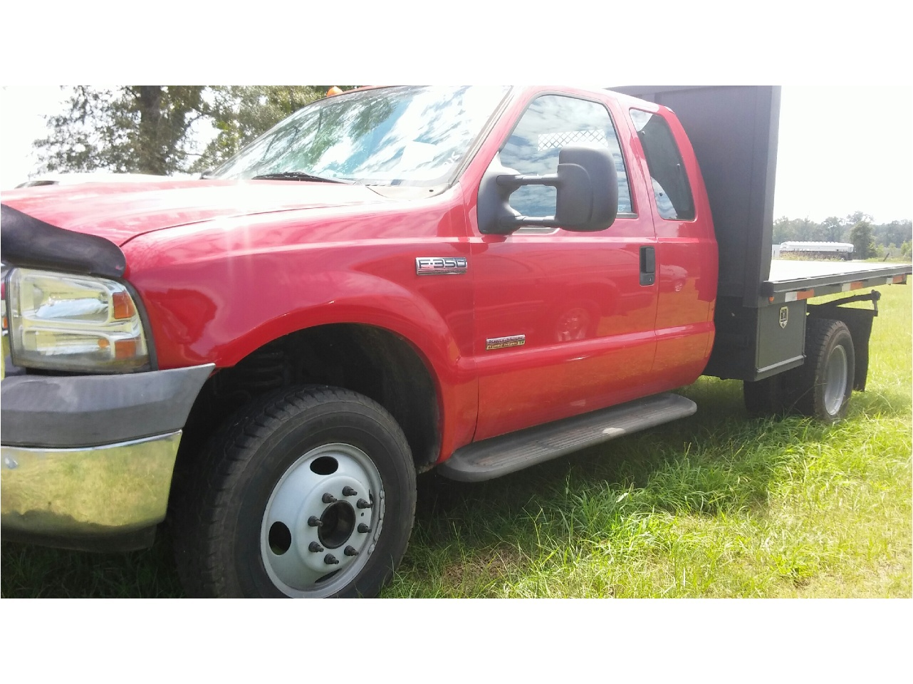 Jm Wood Auction Co Inc September 2017 Forestree Page 4 1954 Ford Dump Truck 2005 F350 Xlt
