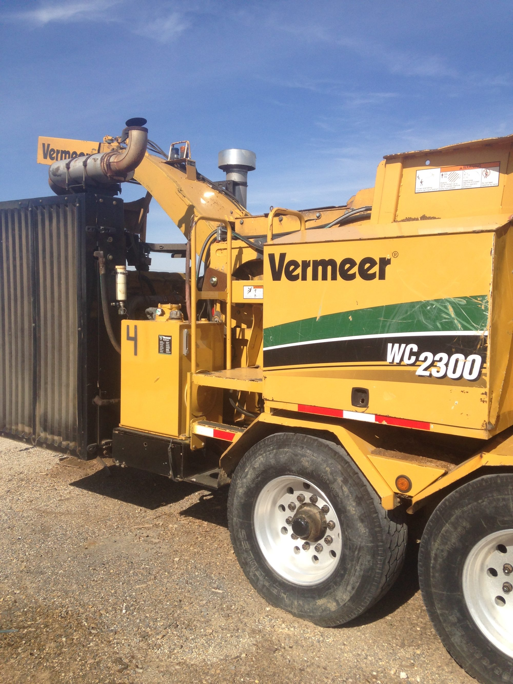 Vermeer 1250 Chipper Service Manual Alternator Wiring Diagram